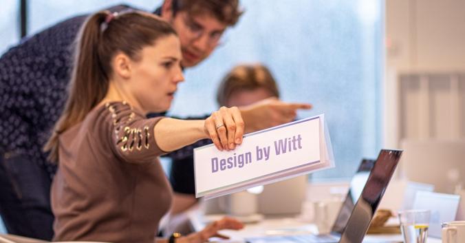 DESIGN BY WITT